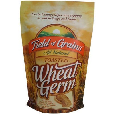 Tony Roma Field of Grain's Wheat Germ, 12-Ounce (Pack of 6)
