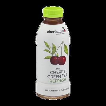 cheribundi Tart Cherry Green Tea Refresh