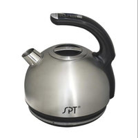 1.8L Multi-Temp Intelligent Electric Kettle - Stainless