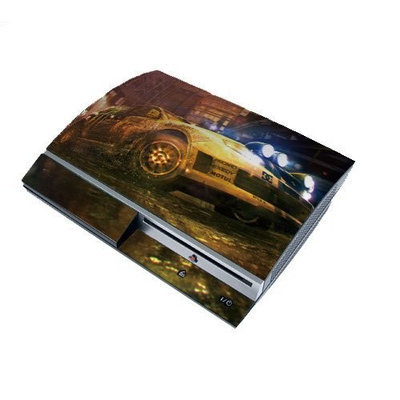 Pacers PS3 Playstation 3 Body Protector Skin Decal Sticker, Item No.PS30853-75