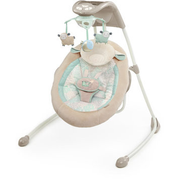 Ingenuity InLighten Cradling Swing, Lullaby Lamb