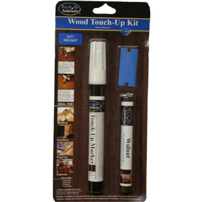 Touch-Up Solutions 818963010147 Furniture Touch-Up & Repair Kit Walnut