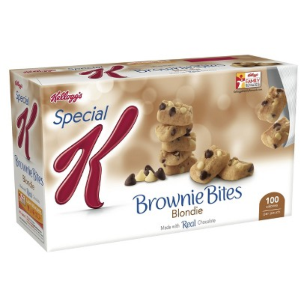 Special K® Kellogg Brownie Bites Calorie Pouch