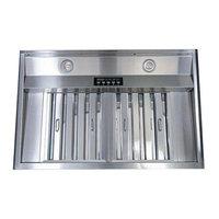Kobe IN2630SQB-700 Insert IN-026-700 Range Hood; Stainless Steel