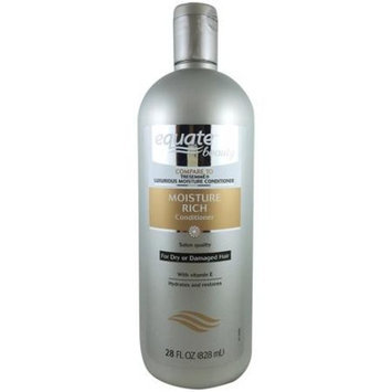 Equate Beauty Keratin Smooth Shampoo, 25 fl oz