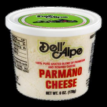 Dell' Alpe Parmano Cheese