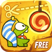 ZeptoLab UK Limited Cut the Rope: Time Travel Free