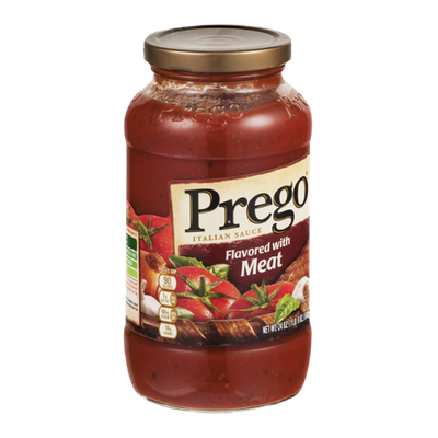 Prego Italian Sauce Flavored with Meat