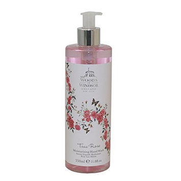 True Rose For Women By Woods Of Windsor Hand Wash 11.8 oz