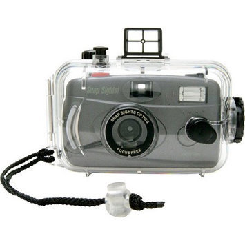 Snap Sights SS01 Sports Digital Camera With Flash