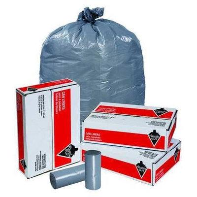 TOUGH GUY 5XL55 Trash Bags,33 gal,0.70 mil, PK250