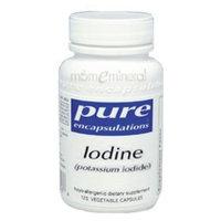 Pure Encapsulations Potassium Iodide 120 Veggie Caps