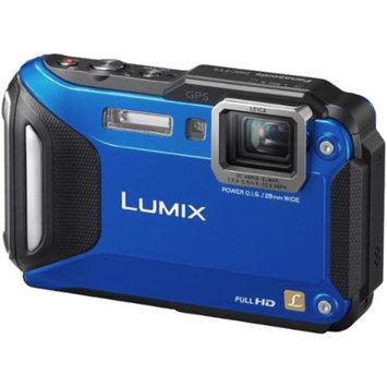 Panasonic Lumix DMC-FT5 Tough Shock & Waterproof Wi-Fi GPS Digital Camera (Blue)