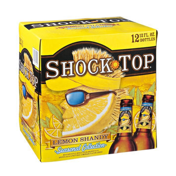 Shock Top Wheat Beer Lemon Shandy Seasonal Collection - 12 PK
