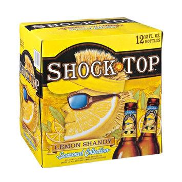 Shock Top Wheat Beer Lemon Shandy Seasonal Collection - 12 PK