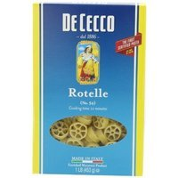 De Cecco Rotelle, 16-Ounce Boxes (Pack of 5)