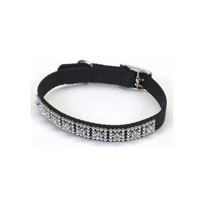 Coastal Pet Nylon Jewel Dog Collar Size: 0.4
