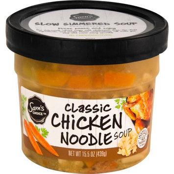 Sam's Choice Classic Chicken Noodle Soup, 15.5 oz
