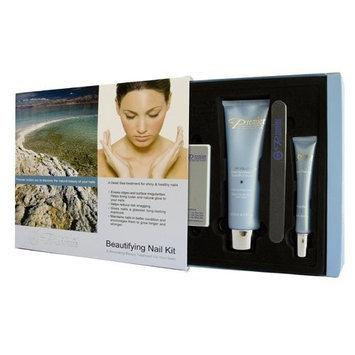 Dead Sea Premier Premier Dead Sea New Beautifying Nail Kit, 4-Count