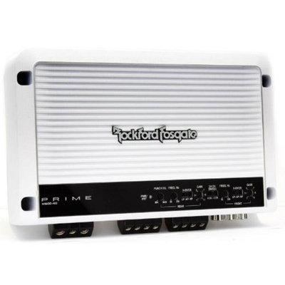Rockford Fosgate M600-4D 4-Channel Class D Marine Boat Amplifier 600W