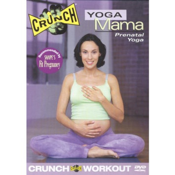 Anchor Bay Entertainment Crunch: Yoga Mama - Prenatal Yoga (Full Frame)