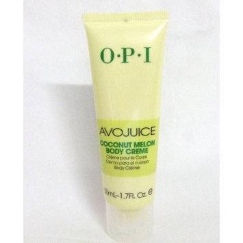OPI Avojuice Coconut Melon Body Creme Lotion 1.7oz