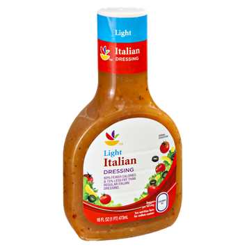 Ahold Light Italian Dressing