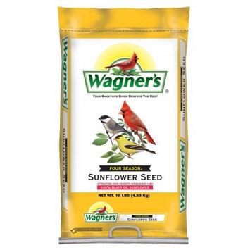 Wagner's Wildlife Food 10 lb. Four Season Sunflower Seed 25024