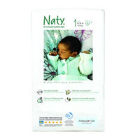 Nature babycare Eco Diaper/Nappy