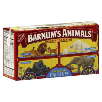 Nabisco Barnum's Animals Crackers 2.13 oz