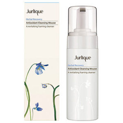 Jurlique Herbal Recovery Antioxidant Cleansing Mousse 5oz