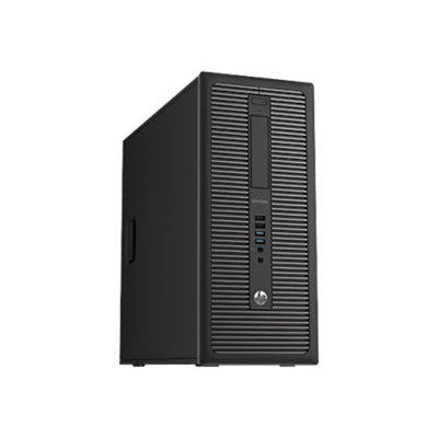 Hewlett Packard Hp Elitedesk 800 G1 Desktop Computer - Intel Core I7 I7-4790 3.60 Ghz - Tower - 4GB RAM - 500GB Hdd - Dvd-writer - Intel Hd Graphics 4600 - Windows 7 Professional 64-bit (g5r46ut-aba)