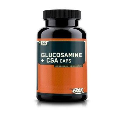 Optimum Nutrition Glucosamine + Csa Super 120Tab