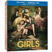 Girls: The Complete Third Season (Blu-ray) (Widescreen)