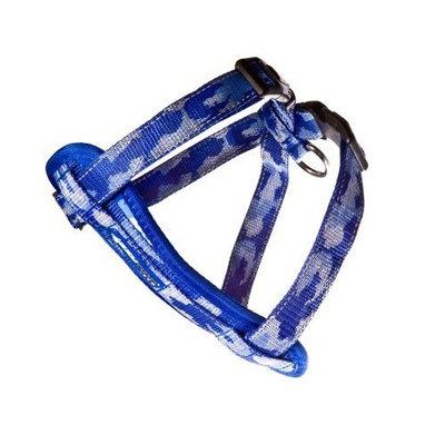 EzyDog Chest Plate Dog Harness, Medium, Arctic Camo