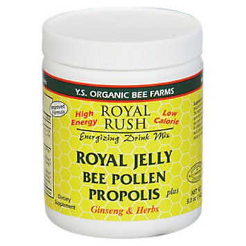 YS Royal Jelly/Honey Bee Royal Jelly Bee Pollen Ginseng 11000 MG - 5 Ounces Powder - Bee Products