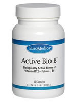 Active Bio-B 60 caps by Euromedica