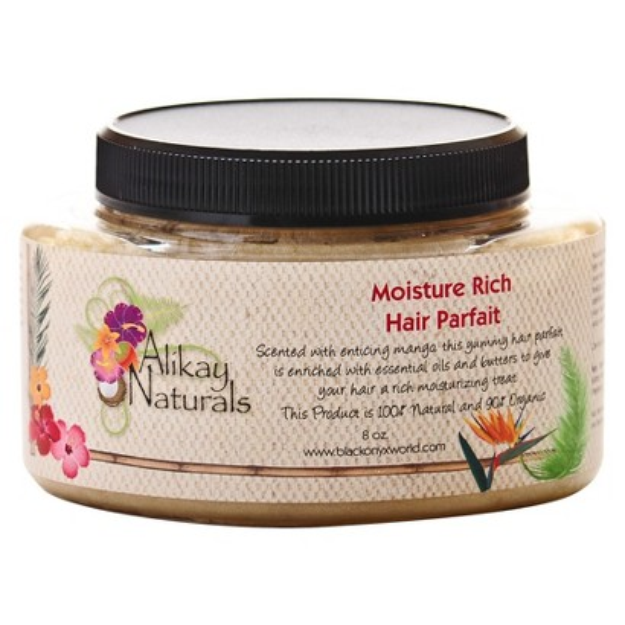 Ultra Standard Distributors Alikay Naturals Moisture Rich Hair Parfait - 8 oz