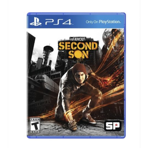 Sony inFamous: Second Son (PlayStation 4)