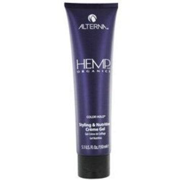 Alterna Hemp with Organics Styling & Nutritive Creme Gel-5.1 oz.