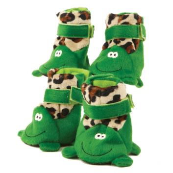 Pet Smart Grreat Choice Plush Turtle Booties