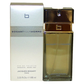 Men's Bogart Pour Homme by Jacques Bogart Eau de Toilette Spray - 3.