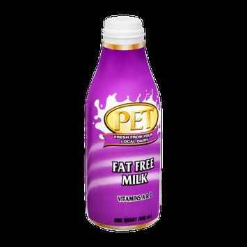 PET Fat Free Milk