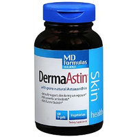 MD Formulas DermaAstin Skin Health Dietary Supplement V-Gels