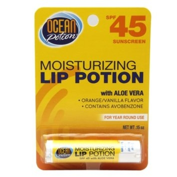 Ocean Potion Suncare Moisturizing Lip Potion