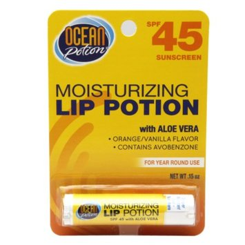 Ocean Potion Suncare Moisturizing Lip Potion