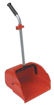 HARPER 497-1P442 Jumbo Debris Pan,36 in, Red, Plastic