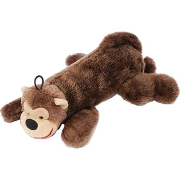Krislin Inc. KRISLIN INC. Krislin Monkey Bott A Mals Plush Dog Toy - KRISLIN INC.