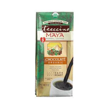 Teeccino Herbal Coffee Chocolate Maya - 11 oz - Case of 6