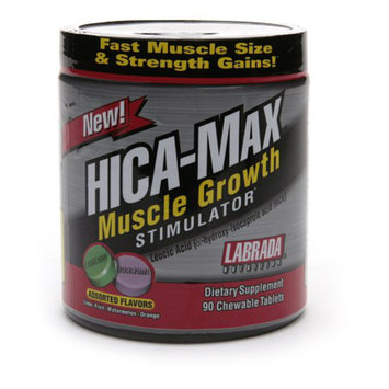 Labrada Nutrition HICA-Max Muscle Growth